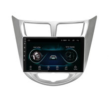 4G LTE Android 8.1 For HYUNDAI Solaris Accent 2011- 2013 2014 2015 2016 Multimedia Stereo Car DVD Player Navigation GPS Radio(China)