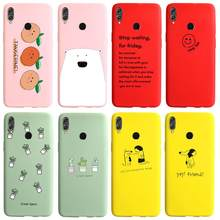 "For Huawei Honor 8X Case 6.5"" Candy Color Painted Soft Tpu Phone Case For Huawei Honor 8X Honor8X Cover Silicon Coque Fundas(China)"
