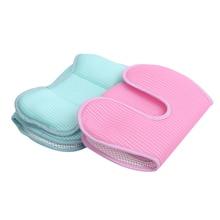 Blue/Pink Powder 3D Baby Umbrella Stroller Mat Thickened Universal Child Baby Stroller Seat Rocking Chairmat