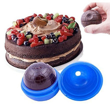 Ball Ice Molds DIY Home Bar Party Fruit Cocktail Whiskey Form Use Sphere Round Ball Ice Cube Makers Ice Cream Mould Kitchen Tool ice pick crusher crushed with wooden handle cocktail ice crusher metal pick bar chisel household kitchen bar tool