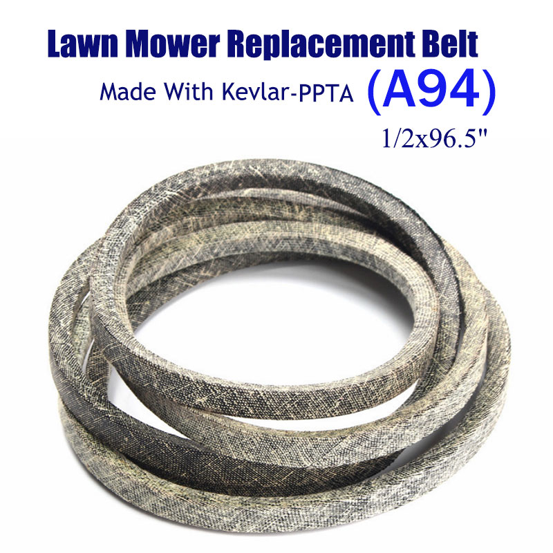 """Replacement Belt Made With Kevlar 1/2""""x96"""" Dry Cloth Para Aramid Fiber Hot Selling 954-04060 954-04060A 954-04060B"""
