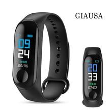 купить Women SmartWatch Heart Rate Blood Pressure Monitor Fitness Tracker watch Monitor Bluetooth Sport Smart Watch Men For IOS Android по цене 279.17 рублей