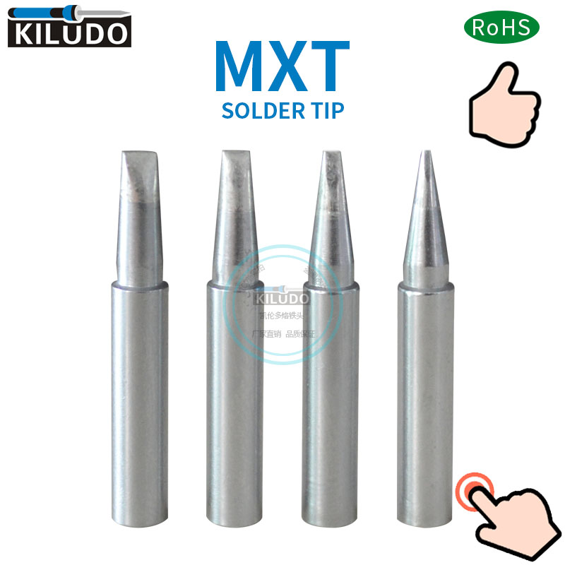 10pcs Replacement Solder Iron Tip For Weller LTH LF Soldering Tip 0.8mm