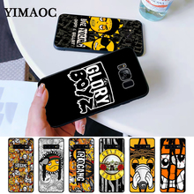 Glo Gang And Chief Keef Newest Super Silicone Case for Samsung S6 Edge S7 S8 Plus S9 S10 S10e Note 8 9 10 M10 M20 M30