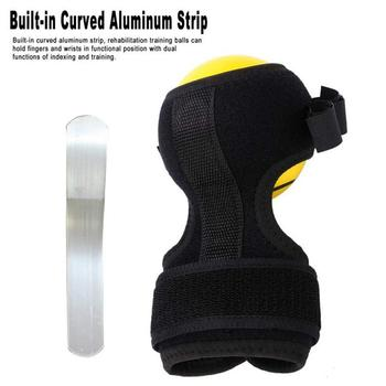 Grip Ball Sleeve Finger Power Training Aids Hand Strength Training Exercise Fitness Heavy Grips Wrist Rehabilitation Grip Tools 6