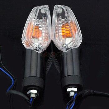 цена на Turn Signal Indicator Light For HONDA CBR 250R 2011-2015 CBR300R CB300F 2014-2019 CBF 125/250 Stunner Blinker Lamp Motorcycle