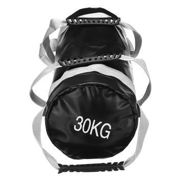 5-30kg Heavy Duty Weight Sand Power Bag Strength Training Fitness Exercise Cross-fits Sand bag Body Building Gym Power Sandbag 5