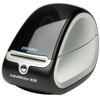 Original Brand New DYMO LabelWriter 450 Wide format Label Printer for PC and Mac Professional Label Printer