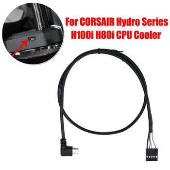 USB Interface CPU Cooler Cable For CORSAIR Hydro Series H80i H100i H110i H115i image