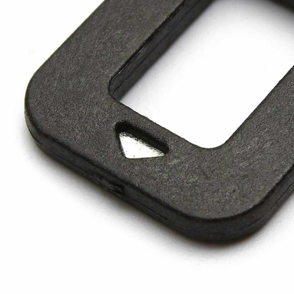 1Pcs Auto Flesopener Metalen Voertuig Gemonteerde Drank Bier Opener Dual-Gebruik Auto Styling Auto Accessoires