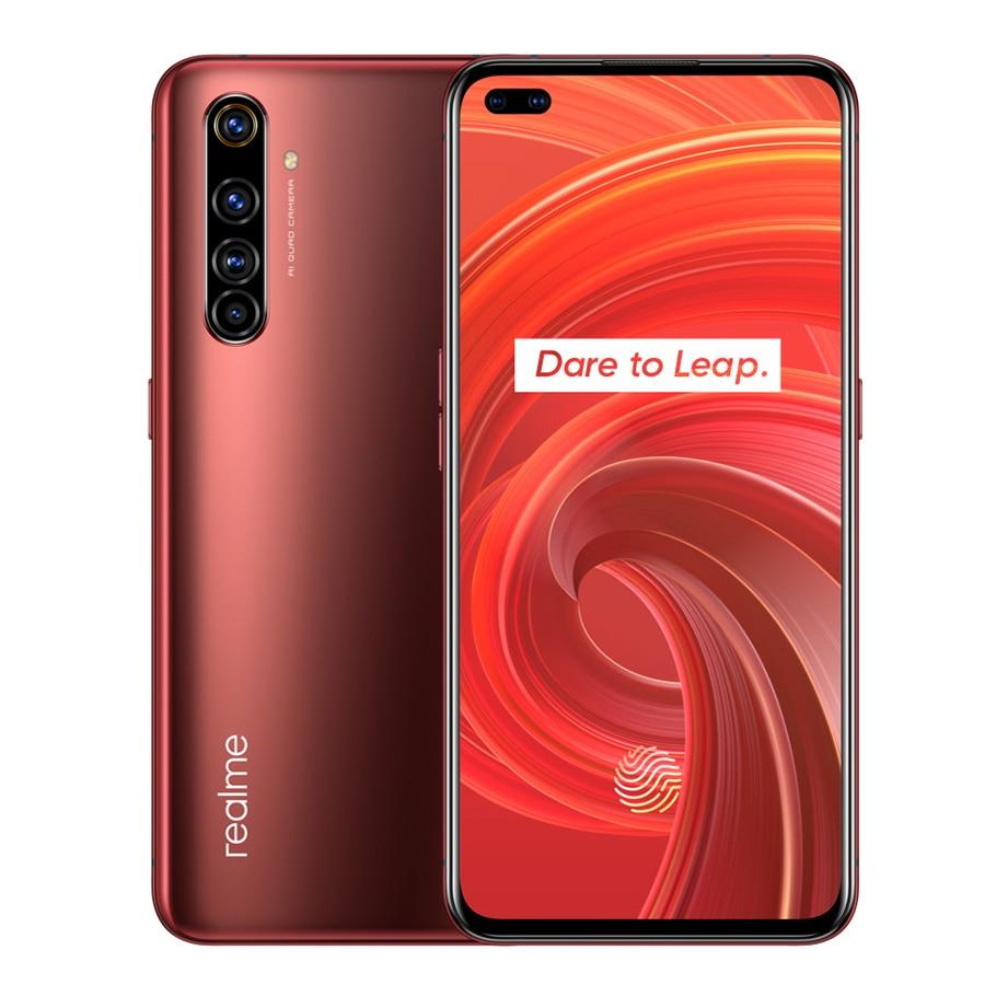 Бренд Realme X50 Pro 5G мобильный телефон 6,44