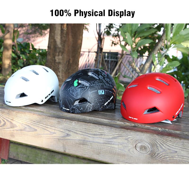 Купить с кэшбэком 3 Colors Round Mountain Bike Helmet Men Women Outdoor Skating Climbing Extreme Sports Safety Helmet Racing Road Helmets 55-61cm