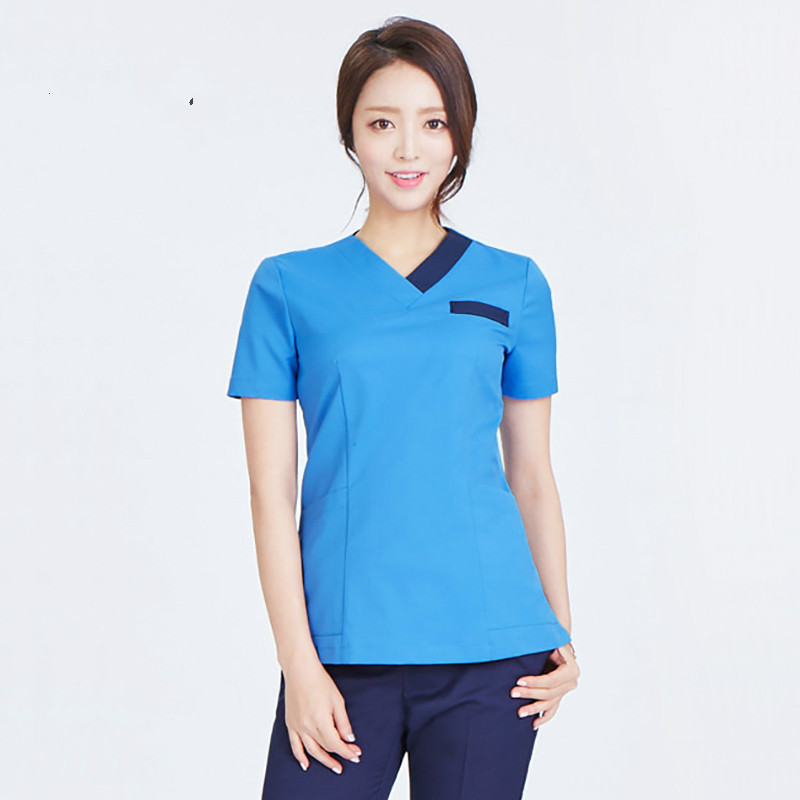 Customized Korean Cosmetologist's Work Clothes And Nurses'clothes