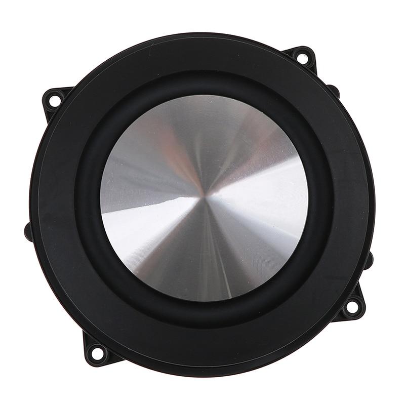 "1pcs 4/"" inch Black bass radiator Passive Speaker For Harman//Kardon"