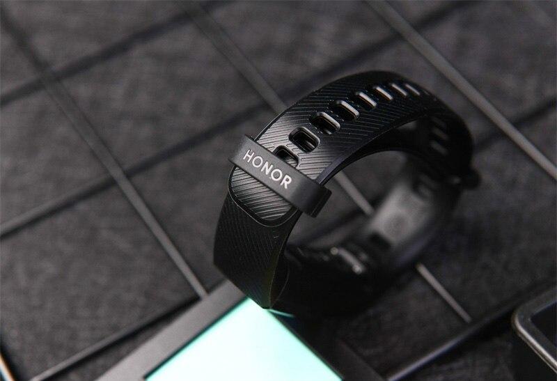 Hd2d70b9d3f124f46993b5300195f42155 Original Huawei Honor Band 5 Smart Wristband Oximeter Magic Color Touch Screen Swim Stroke Detect Heart Rate Sleep Nap