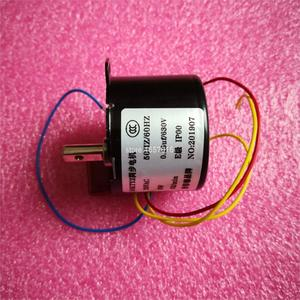 Image 3 - 1PCS 50KTYZ 220V AC 6W  1RPM/2.5 RPM / 5RPM / 10RPM / 15RPM / 30RPM / 50RPMPermanent Magnet Synchronous Gear Motor
