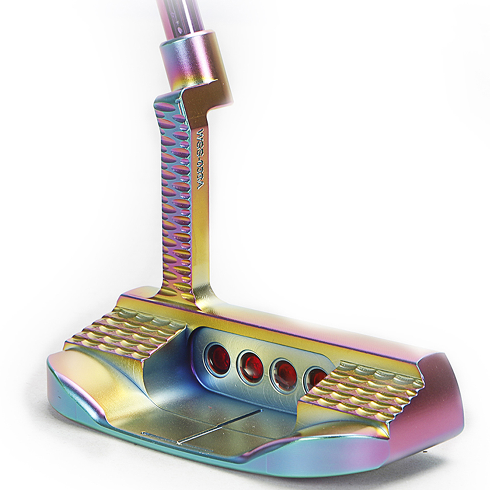 Image 3 - Golf clubs putter colour putter 33 34 35steel shaft Material-in Golf Clubs from Sports & Entertainment