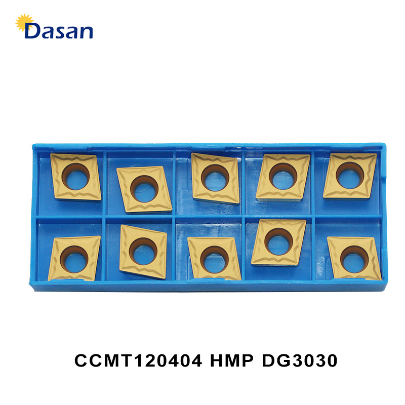 CCMT120404 HMP CCGT09T304 DG3030 High Quality Carbide Inserts CCMT120408 Internal Plate Turning TOOL For Steel