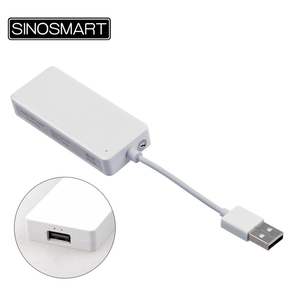 Sinosmart USB Có Dây Liên Kết Apple Carplay Android Tự Động Mini USB Dongle/Dành Cho Android Dẫn Đường Cầu Thủ