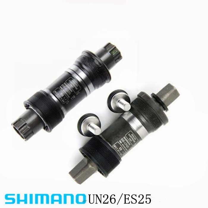Shimano Cycle / Bike Octalink Splined Bottom Bracket BB-ES25 68mm 113mm 110mm& 126mm UN26 73mm