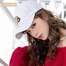 Women's hats new foreign style rhinestone fashion baseball hats Korean female niche trendy brand for big face caps