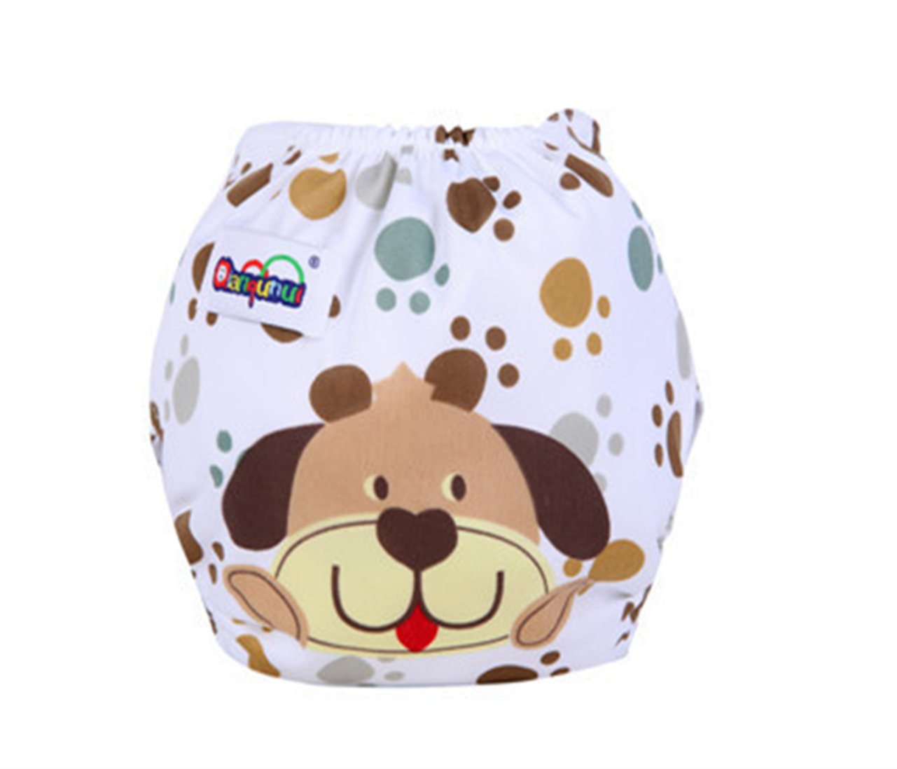 1pc Baby Cotton Diapers Newborn Waterproof Reusable Cloth Diaper/Reusable Nappies Training Pants Diaper Cover Washable