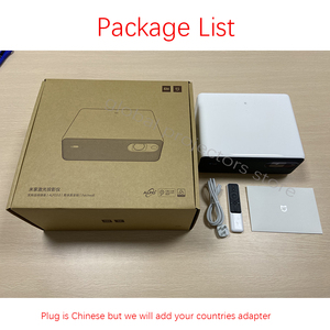 Image 5 - Xiaomi Mijia projecteur Laser 1080P Full HD 2400 ANSI Lumens Android Wifi Bluetooth ALDP Home cinéma lumière LED Proyector 2 + 16GB
