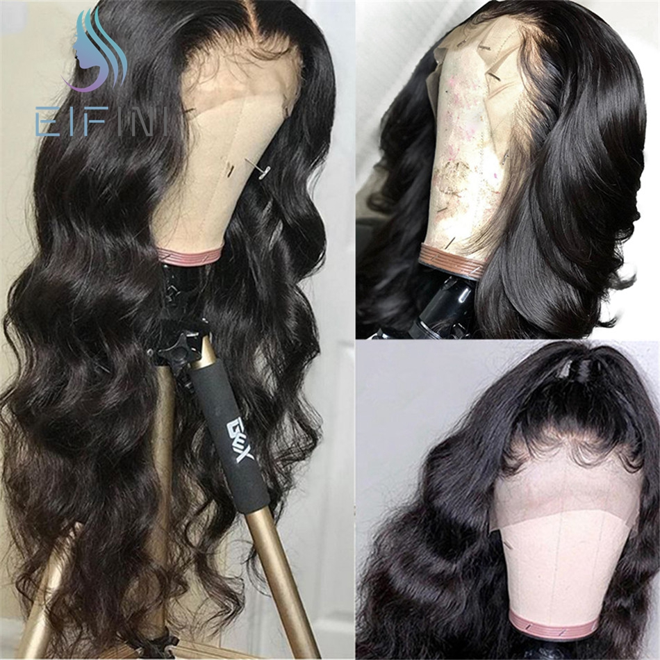 Tubuh Gelombang 13x6 Peru Renda Depan Rambut Manusia Wig Dengan Bayi Rambut Remy 150 Kepadatan Renda Wig Pra Dipetik Hitam Rambut Aliexpress