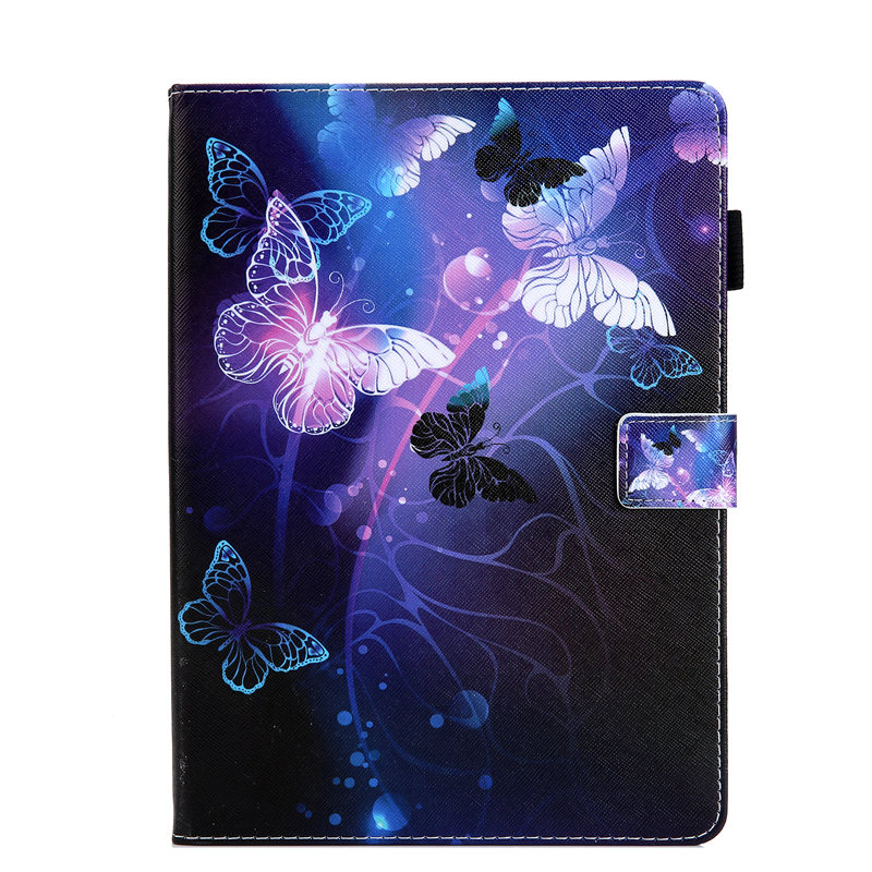 03 Blue Cute Unicorn Cat Case For iPad 10 2 Case 2019 Tablet Cover For iPad 10 2