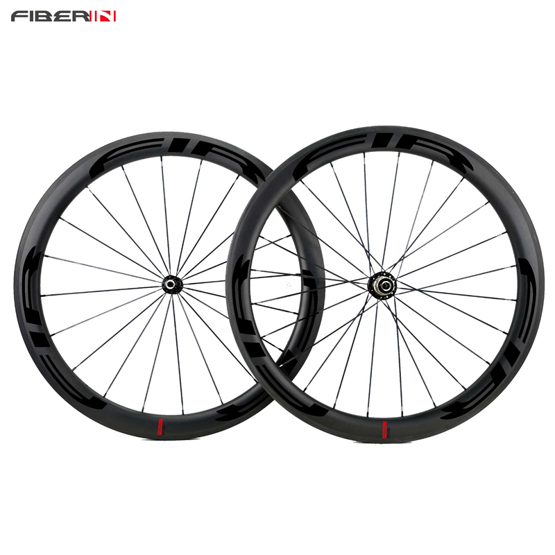FIR Carbon Road Bike Wheel carbon Straight Pull Hub 25mm Wider Tubular Clincher 700c Wheelset carbon wheelset