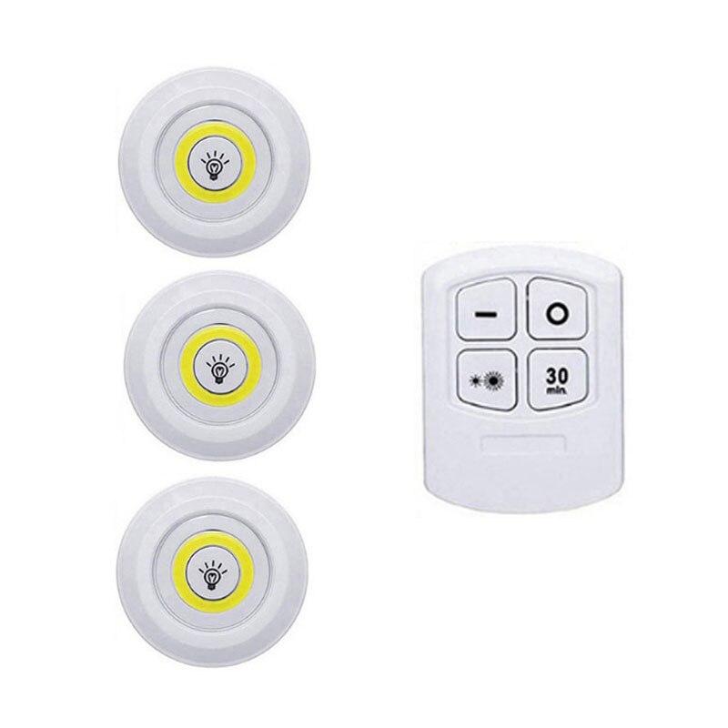 1 Remote 3 Lamp