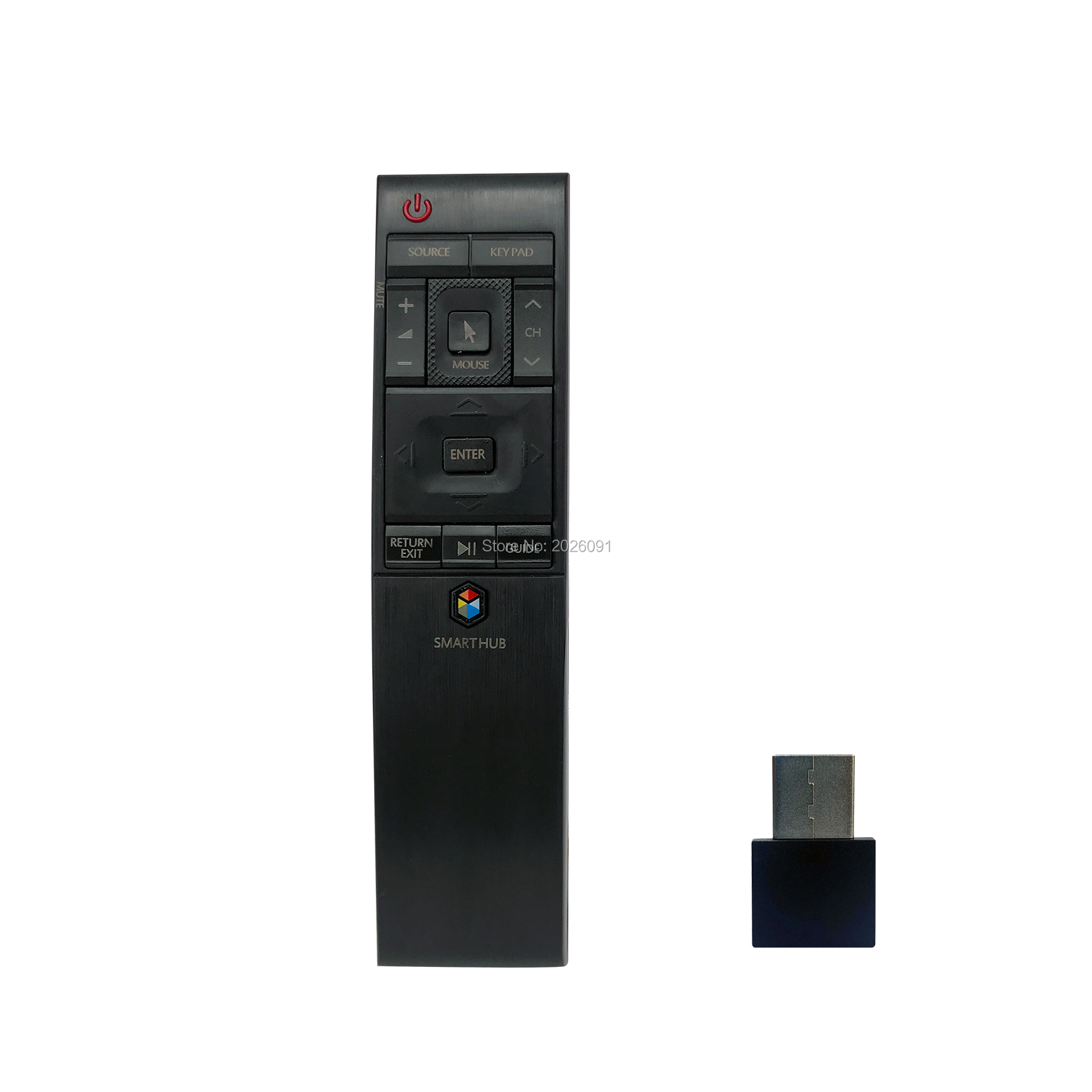 NEW REMOTE CONTROL WITH AIR MOUSE FOR SAMSUNG CURVED SUND UHD BN59-01220E BN59-01220G BN59-01221J BN59-01220A