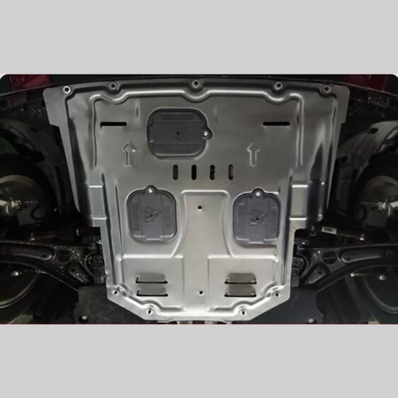 For Ford Ecosport  Engine Lower Protector 2018  Ecosport  Chassis Protector Special Chassis Armored    Lower Protector   - title=