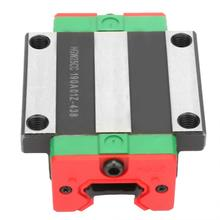 цена на 1pc  HGW25CC Linear Rail Sliding Block Carriage CNC Accessory Linear Guide Rail