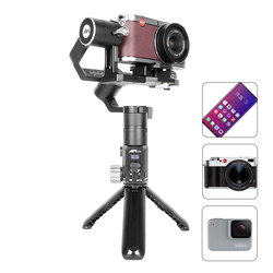 AFI D2 3-Axis Handheld Gimbal Stabilizer for Mirrorless Camera Pocket Camera GoPro Smart phone Payload 800g
