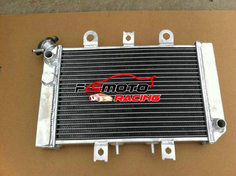 FOR ATV POLARIS PREDATOR 500 2003-2007 2006 2005 Aluminum Radiator hose