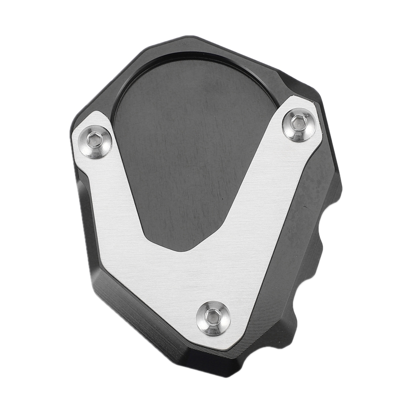 Kickstand Sidestand Plate Extension Pad For BMW R900RT R1200RT R1200ST R Nine T