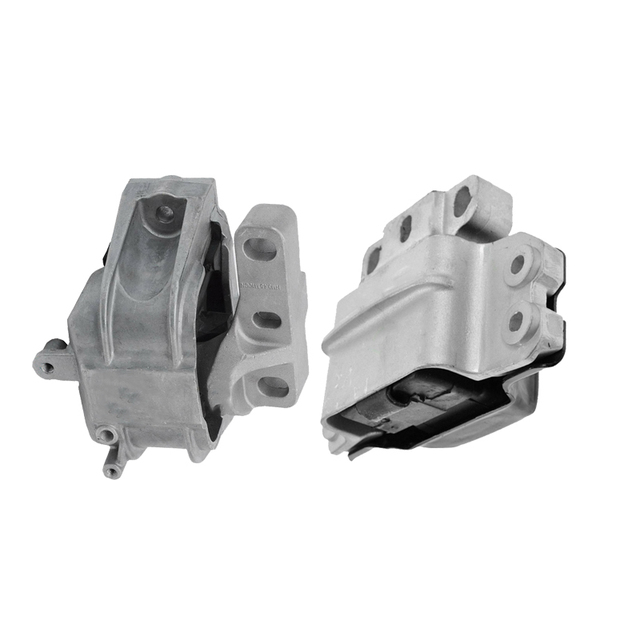 1K0199555 1K0199262 Engine Support&Gearbox Support Mount  Set For Audi A3 S3 VW Golf Jetta Touran Skoda 1K0199262M 1K0199262AB 3