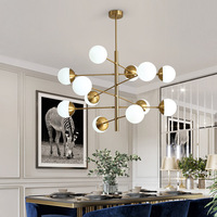 TRAZOS LED E27 Nordic LED Melt Lava Lava Ball Pendant Lamps Hanging Lamps Bedroom Kitchen Accessories Modern Personality Light