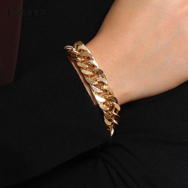 Женские толстые браслеты в стиле Хип-Хоп