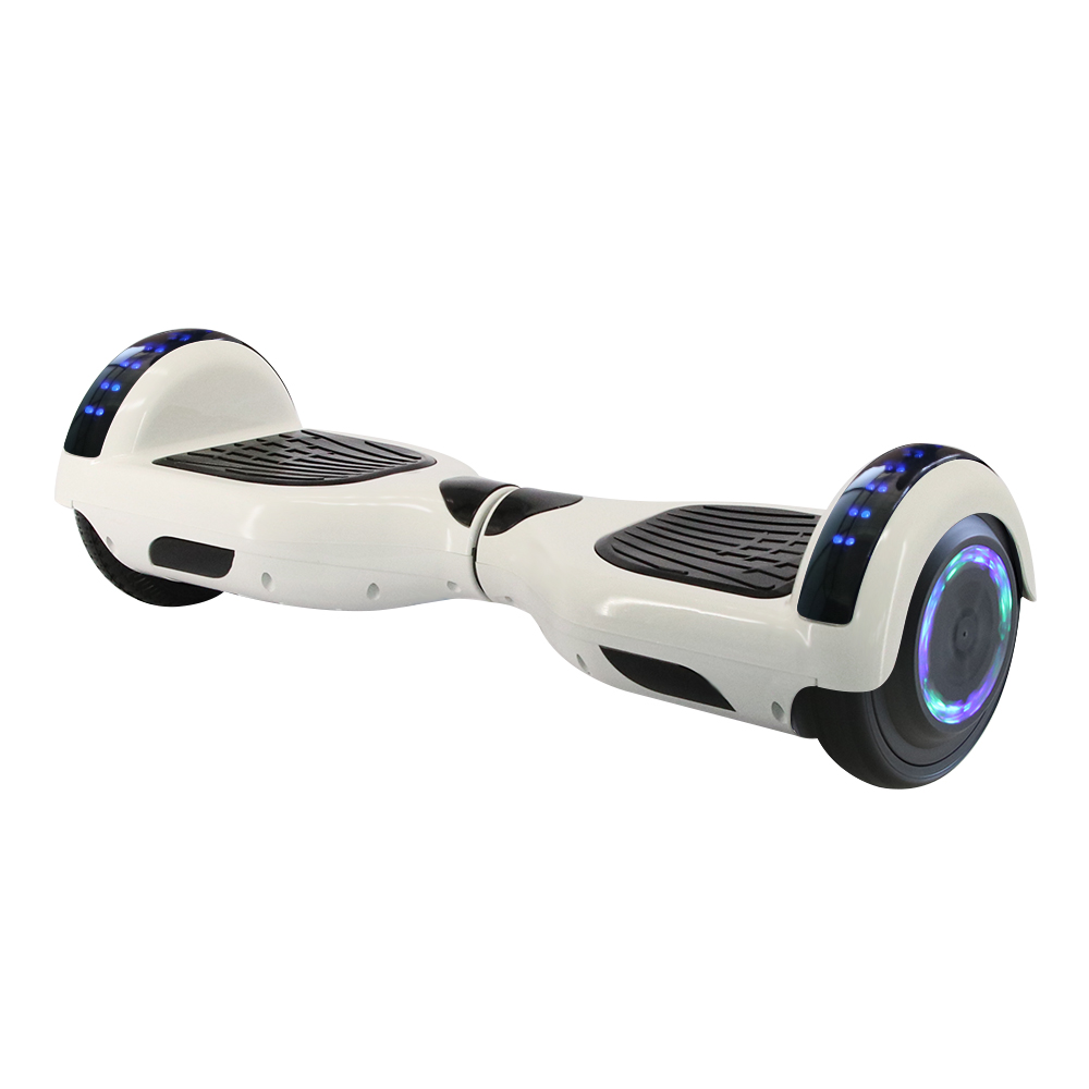 6.5 inch Electric Scooter Hoverboard  lithium Battery Bluetooth Electric Skateboard With LED Smart Hover Board A9 3