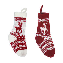 Новинка украшение для новогодней елки подвесные украшения носки