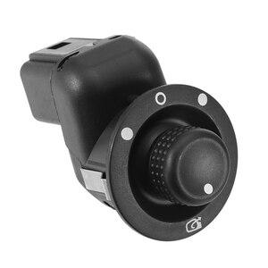 Image 1 - Mirror Control Switch Knob 8200676533 8200109014 109014 For Renault Clio 3 Mk3 Laguna 2 Scenic Megane 2 Kangoo 2007 2017