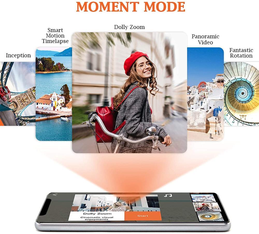 Смартфон кардан 3-осен ръчен - Камера и снимка - Снимка 6
