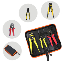 Crimping wire peeling shear wire strippers stripper tool pliers cable cutters tools crimper plier stripping multitool function