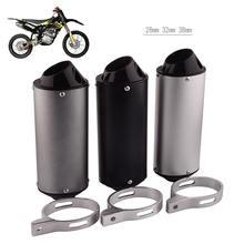 Универсальный выхлопной глушитель для мотоцикла внедорожника