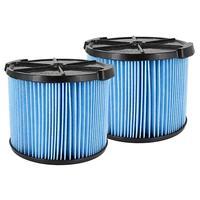 DishyKooker Vacuum Cartridge Filter Vacuum Cleaner Tool Filter for American Ridgid VF3500 3-4.5 Gallon Filter