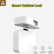 Youpin YeeLocK Smart Drawer Cabinet Lock Keyless Bluetooth APP Unlock Anti Theft Child Safety File Security smart lock