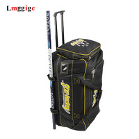 land ice hockey equipment package medium trolley bagHockey equipment package multi function luggage protector bag large sports