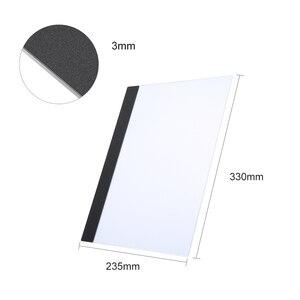 Image 4 - Zeichnung Board Tablet Schreiben Malerei Licht Box Tracing Board Kopie Pads Digitale Zeichnung Tablet Artcraft A4 Kopie Tabelle LED Board